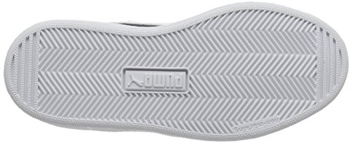 Puma , Mädchen Gymnastikschuhe Grau (periscope-white 01)