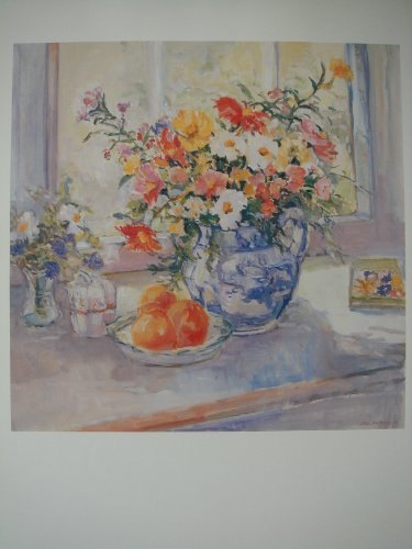 bouquet-in-blue-pitcher-print-by-joan-murphy-56cms-by-56cms