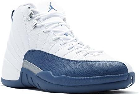 huge selection of 5bd96 2babb Nike Air Jordan 12 Retro Xii francesi blu scarpe da basket 2016 di rilascio  130.690-113 ...