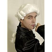 Peluca barroca de Mozart, el mayor