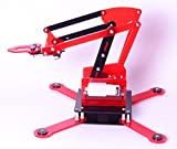 #8: Robotic arm for arduino/college projects, JCB project