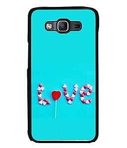Fuson Designer Back Case Cover for Samsung Galaxy E7 (2015) :: Samsung Galaxy E7 Duos :: Samsung Galaxy E7 E7000 E7009 E700F E700F/Ds E700H E700H/Dd E700H/Ds E700M E700M/Ds (Heart Shaped Beads Marbles Buttons)
