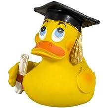 Canard de bain Lanco Bachelier Diplôme Canard avec Toque de diplômé