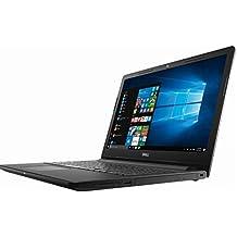 Dell Inspiron 15.6 Inch Thin And Light Laptop (AMD Dual Core A6 2.0 GHz Processor, 8G DDR4 Memory, 1TB HDD, AMD Radeon R4 Graphics, Maxxaudio, HDMI, Bluetooth, DVD-RW, Black,Windows 10)
