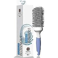 Cepillo redondo PRO para secador - Cepillo de pelo redondo mediando - Cepillo cerámico ionico -