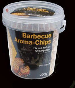 Räuchergold goût de chips barbecue 200 g