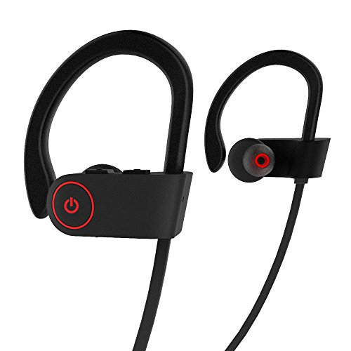 d9b3d35f4b3 Auriculares Inalámbricos Bluetooth In Ear Deportivos, CompraFun Audífonos  con Micrófono Manos Libre, Reducción de