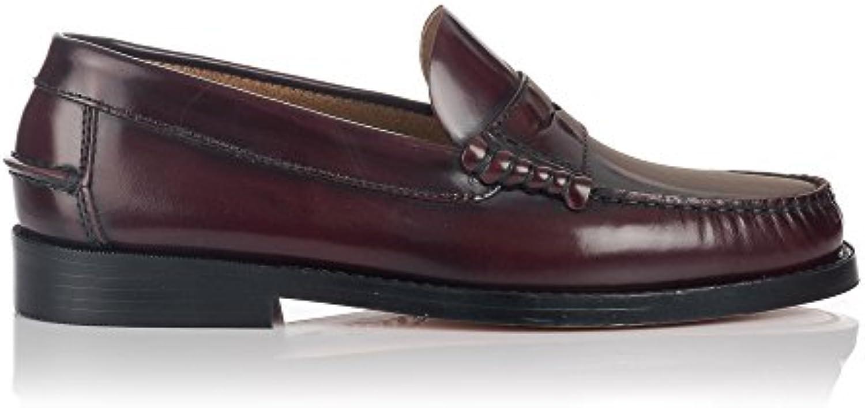 Castellanos Edward´s en burdeos  Zapatos de moda en línea Obtenga el mejor descuento de venta caliente-Descuento más grande