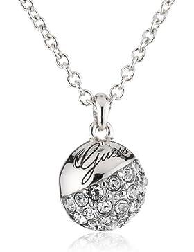Guess Damen-Halskette Metall mit Logo UBN71267