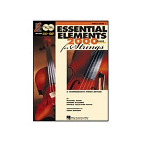 Essential Elements 2000 For Strings: Violin Book 1 (DVD Edition). Partitions, CD-Rom pour Violon
