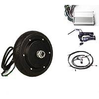 GZFTM 6,5 Pulgadas 350 W 24 V eléctrico Roller Motor Kit Buje de Rueda