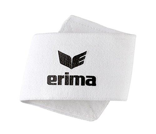 Erima Guard Stays Schienbeinschoner 1 Paar, weiß, One Size