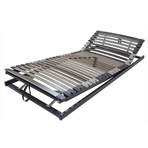 Betten-ABC Lattenrost XXL - Extra Stabil Max1, Verschiedene Ausführungen, belastbar bis zu 280 kg Größe 100 x 200 cm, Farbe XXL Starr (bis 200 kg)