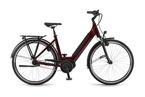 Unbekannt Winora Sinus iN7 Einrohr E-Bike i500Wh E-Cityrad piemontrot RH 50 cm / 28 Zoll