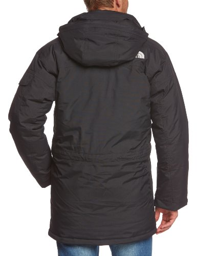 THE NORTH FACE Herren Parka McMurdo Tnf Black