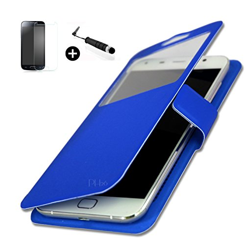 bouygues-telecom-bs-402-super-pack-etui-fenetres-housse-coque-folio-bleu-cuir-pu-qualite-mini-stylet