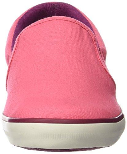 Helly Hansen W Skagerak Slip-On, Chaussures de Sport Femme Rose - Rosa (145 Magenta / Boysenberry / Of)