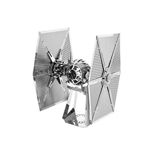 Preisvergleich Produktbild Fascinations Metal Earth MMS267 - 502661, Star Wars Special Forces TIE Fighter, Konstruktionsspielzeug, 2 Metallplatinen, ab 14 Jahren