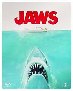 Jaws Limited Edition Steelbook (Blu-ray + Digital Copy + UV Copy) [1975]