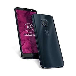 Motorola Moto G6 - Smartphone libre Android 9 ready (pantalla de 5.7'', 4G, cámara de 12 MP, 4 GB de RAM, 64 GB, Dual Sim), color azul índigo - [Exclusivo Amazon] (B079MT5K9N) | Amazon price tracker / tracking, Amazon price history charts, Amazon price watches, Amazon price drop alerts
