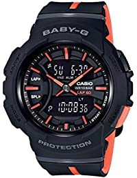 Casio Baby-g Analog-Digital Black Dial Women's Watch-BGA-240L-1ADR (B195)