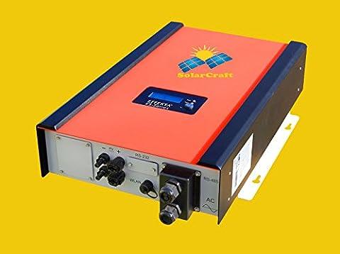 Module solaire photovoltaïque PV Effekta série DT 5000 Watt garantie 5 ans SMA