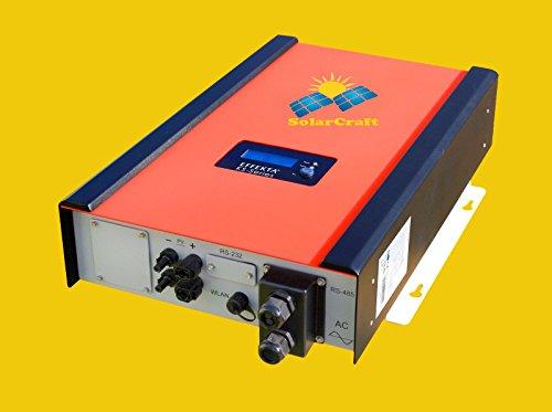 Wechselrichter Inverter EFFEKTA ks-2000st Modul inkl. W-LAN Switch DC integriertem