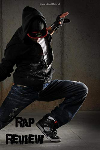 Rap Review: Music Album Review Journal Rate Your Rap CD Music Collection Paperback