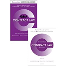 Contract Law Revision Pack: Law revision and study guide