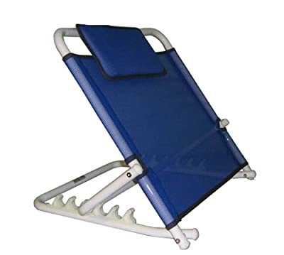 NRS Healthcare L98229 Healthcare Adjustable Angle Back Rest (Eligible for VAT relief in the UK) - cheap UK light store.