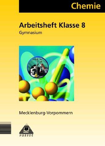 Duden Chemie - Gymnasium Mecklenburg-Vorpommern: Chemie, Ausgabe Mecklenburg-Vorpommern, Klasse 8, Gymnasium