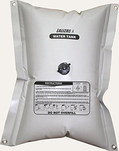 Setze von Trinkwasser flexibel rechteckig, 74x175cm-210L