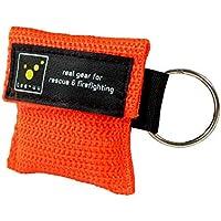 Elite Bags LIFE'S Beatmungsmaske 10er Set mit Schlüsselanhänger Rot 5 x 5 x 1,5 cm preisvergleich bei billige-tabletten.eu