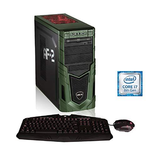Hyrican Military Gaming 6414 i7-8700 16GB 480GB 1TB GeForce RTX 2060 SUPER