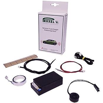 Proxel EPS-DUAL 2.0Capteur de stationnement électromagnétique, arrière, montage sans percer le pare-chocs
