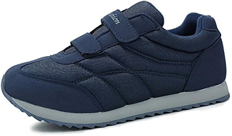 22f4a49ef Shufang-scarpe, 2018 Scarpe da ginnastica per per per uomo tacco piatto  Super Light
