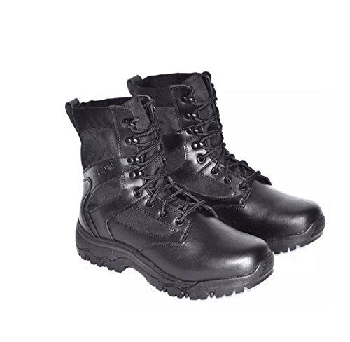 WZG Aerotransportadas de las fuerzas especiales botas botas masculinas en forma de...