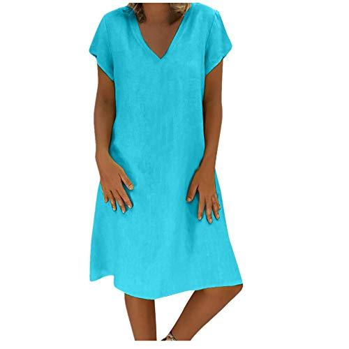 Auifor Kleider oma Damen marokkanische braun 7er Pack Kleidung Ken neu Man konfi blau Frauen geblümte REIT Kleider Sale Damen Winter Blaue mädchen rosa raw Festliche rote für festlich grau lustige (Baby-kleidung Rock Hard)