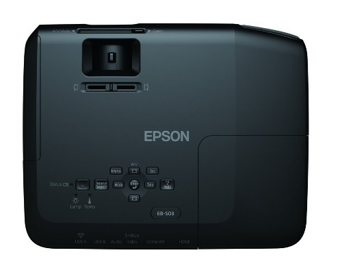 Compare Prices for Epson EB-S03 SVGA 2700 Lumens Portable 3LCD Projector Reviews