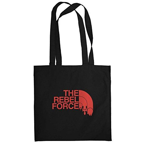 TEXLAB - The Rebel Force - Stoffbeutel, (Rebel Wars Kostüm Star Endor)