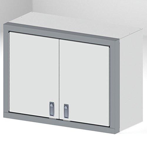 RB Komponenten 6018Hängeschrank, 61cm H x 35,6cm D x 81,3cm W (Aluminium-trailer-schrank)