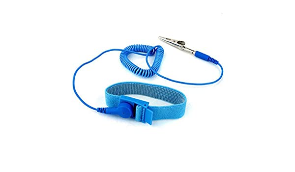 1.8m Antistatisch Armband Erdung Strom Entladung ESD Band Armband