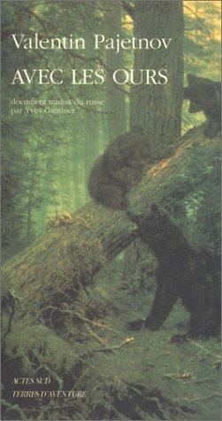 Avec les ours