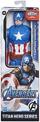 Avengers Figuras Titan