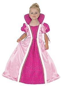 Ciao -Disfraz de Reina para niñas - Modelo n. 14545 3-4 anni Rosa