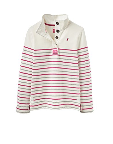 Joules Womens/Ladies Cowdray Warm Funnel Neck Cotton Sweatshirt