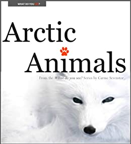 What do you see? Arctic Animals (A children's picture book) (English Edition) von [Sevenster, Carme]