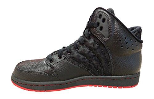 Nike  Jordan 1 Flight 4 Prem, espadrilles de basket-ball homme black gym rouge black 006