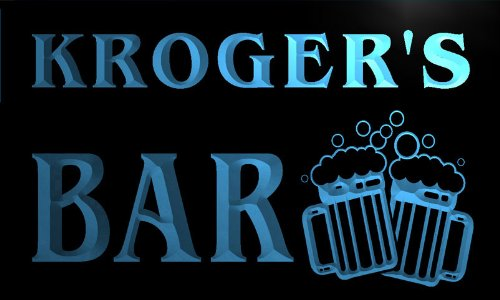 w015830-b-kroger-name-home-bar-pub-beer-mugs-cheers-neon-light-sign
