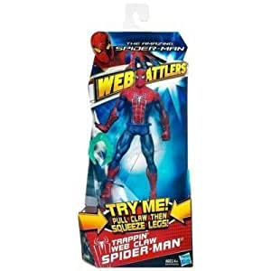 Marvel - The Amazing Spider-Man - Web Battlers - Trappin' Web Claw Spider-Man - A0034